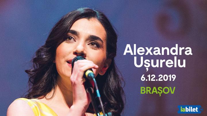 Alexandra Ușurelu în concert la Sala Patria, Brașov