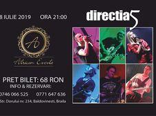 Braila: Concert Directia 5