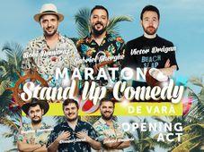 Maraton Stand Up Comedy de Vară @Palas