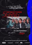 Iași: Concert 5GANG - Sala Polivalentă