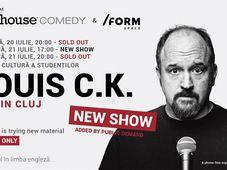 Louis CK – Live in Cluj