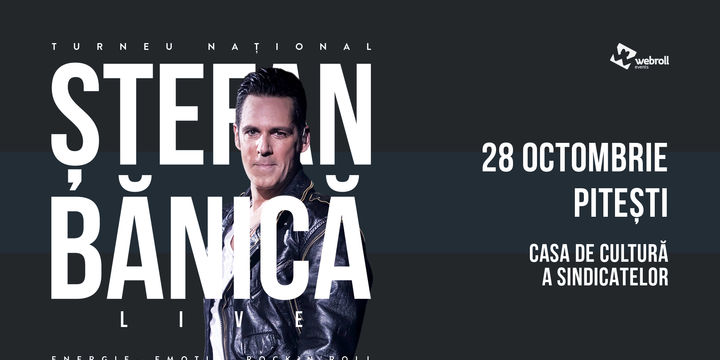 Pitesti - Turneu National - Stefan Banica