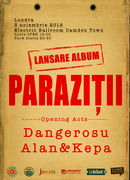 Londra: Parazitii