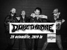 Dopethrone (CAN) + tba Live in Capcana