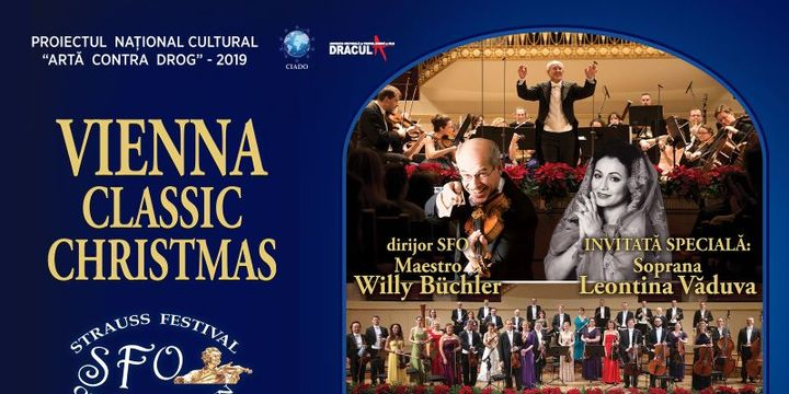 Constanta: Turneul National - Strauss Festival Orchestra Vienna