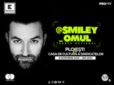 @Smiley_Omul la Ploiesti Show 2 - Turneu National