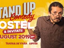Costel și Invitații - Jupiter, Teatrul de Vară