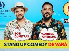 Stand Up Comedy de Vara cu Bobi Dumitras si Gabriel Gherghe @Sighisoara