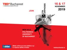 TEDxBucharest - Metamorphosis