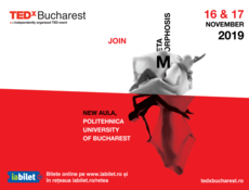 TEDxBucharest - Metamorphosis