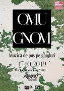 Omu Gnom – lansare album / Expirat / 17.10