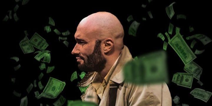 Galati: Bani din cer