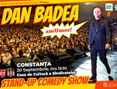 Stand Up Comedy: Dan Badea - amUmor @Constanta
