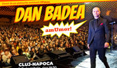 Stand Up Comedy: Dan Badea - amUmor @Cluj-Napoca