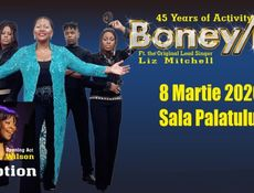 Boney M feat Liz Mitchell - 45th Activity ( opening act Eruption )