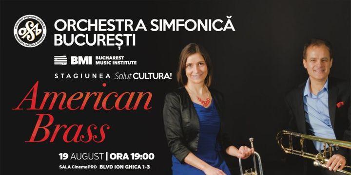 American Brass - Orchestra Simfonica Bucuresti