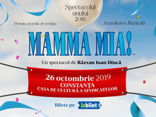 Constanta: Musicalul Mamma Mia