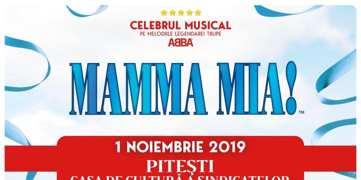Pitesti: Musicalul Mamma Mia