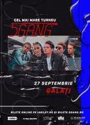 Galați: Concert 5GANG - Sala Sporturilor