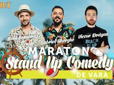 Piatra Neamt: Maraton Stand Up Comedy de Vară @Hide Out