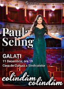 Paula Seling - Colindam, Colindam @ Galati