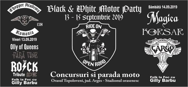 Black&White Motor Fest
