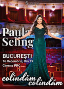 Paula Seling - Colindam, Colindam @ Bucuresti