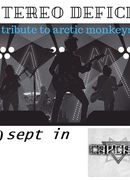 Arctic Monkeys tribute with Stereo Deficit (srb) in Capcana