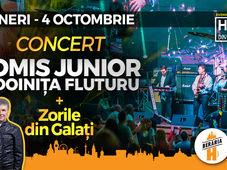 Concert TOMIS JUNIOR & Doinița Fluturu + Zorile din Galați