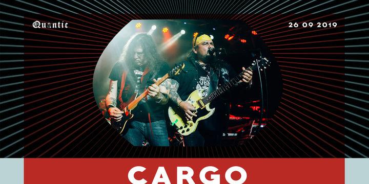 CARGO @ Quantic  Open Air