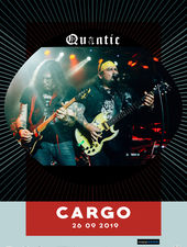 CARGO @ Quantic  Open Air