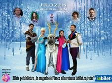 Deva: Frozen Regatul Inghetat