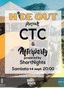 Concert CTC la HideOut Piatra Neamt (Pe Terasa Shopping City Piatra Neamt)