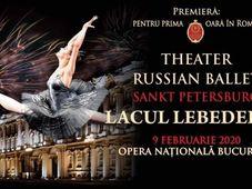 Theatre Russian Ballet - Sankt Petersburg - Lacul Lebedelor - ora 16:00