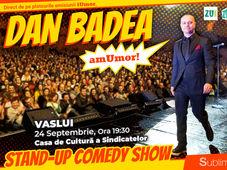 Stand Up Comedy: Dan Badea - amUmor @Vaslui