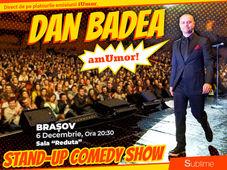 Stand Up Comedy: Dan Badea - amUmor @Brasov
