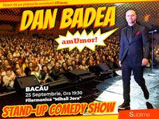 Stand Up Comedy: Dan Badea - amUmor @Bacau