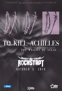 To Kill Achilles, The Weight Of Atlas at Rockstadt