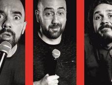 Stand-up Comedy cu Teo, Vio si Costel - 100% pareri
