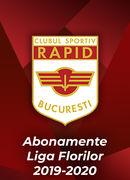 Abonamente 2019-2020 Rapid Bucuresti - Handbal Feminin