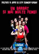 Un bărbat și mai multe femei (Spectacol realizat cu studenții TeenMedia Academy)
