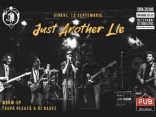 Just Another Lie Live at The Pub