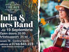 Iulia & Blues Band @ The Ace