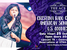Cristina Radu Quartet | American Songbook @ The Ace