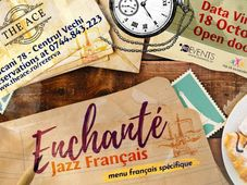 Enchante - Jazz Francais @ The Ace