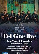 D-L Goe Live Concert @ The Ace
