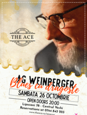 Ag Weinberger | Blues cu dragoste