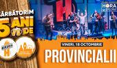 Provincialii // 18 octombrie // Berăria H