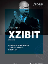 Xzibit at /FORM SPACE