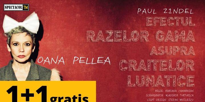 Cluj-Napoca: Efectul razelor Gamma asupra crăițelor lunatice